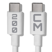 USB C Kabel voor Samsung Note 10 Plus - 2 Meter